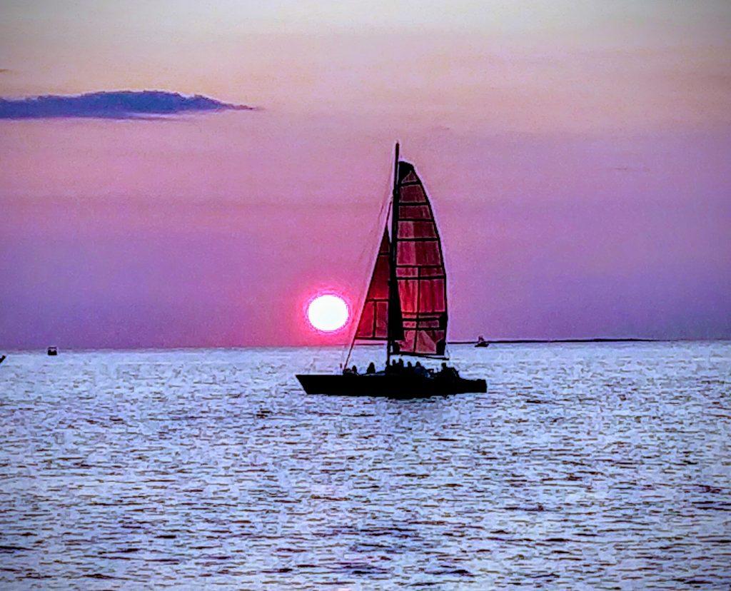Sunset Sail Montauk